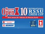 Moscow Open- 2014